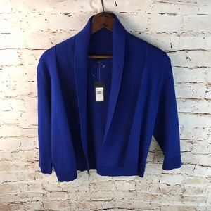 Verve Ami No Closure Cardigan Sweater NWT